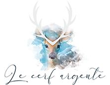Le Cerf Argenté Logo